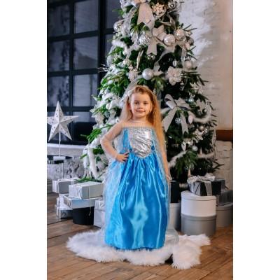Платье Эльзы