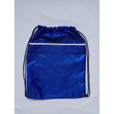 Водонепроницаемый мешок для сменной обуви, одежды (синий)